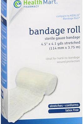 """HM Bandage Roll 4.5"""" X 4.1 yds"""