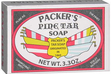 Packer's Pine Tar Soap