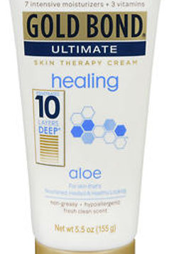 Gold Bond Ultimate Healing With Aloe Skin Therapy Lotion