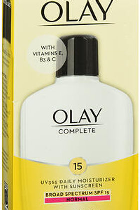 Olay Complete Moisturizer with Sunscreen