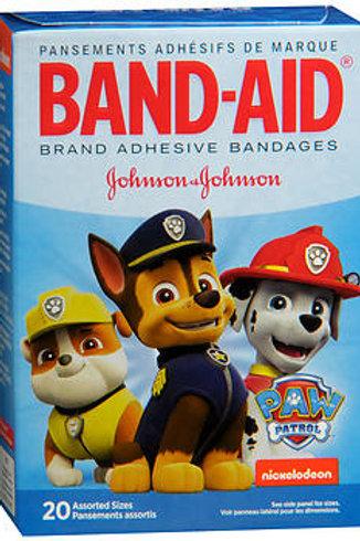 Band-Aid Paw Patrol