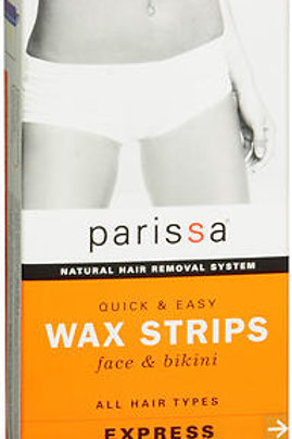 Parissa Quick and Easy Wax Strips