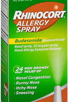 Rhinocort Allergy Spray 120 ct.