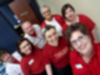 Employees Paint the Town Red.jpg