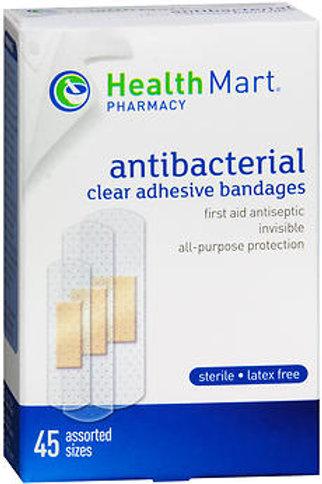 HM Clear Bandages Asst.