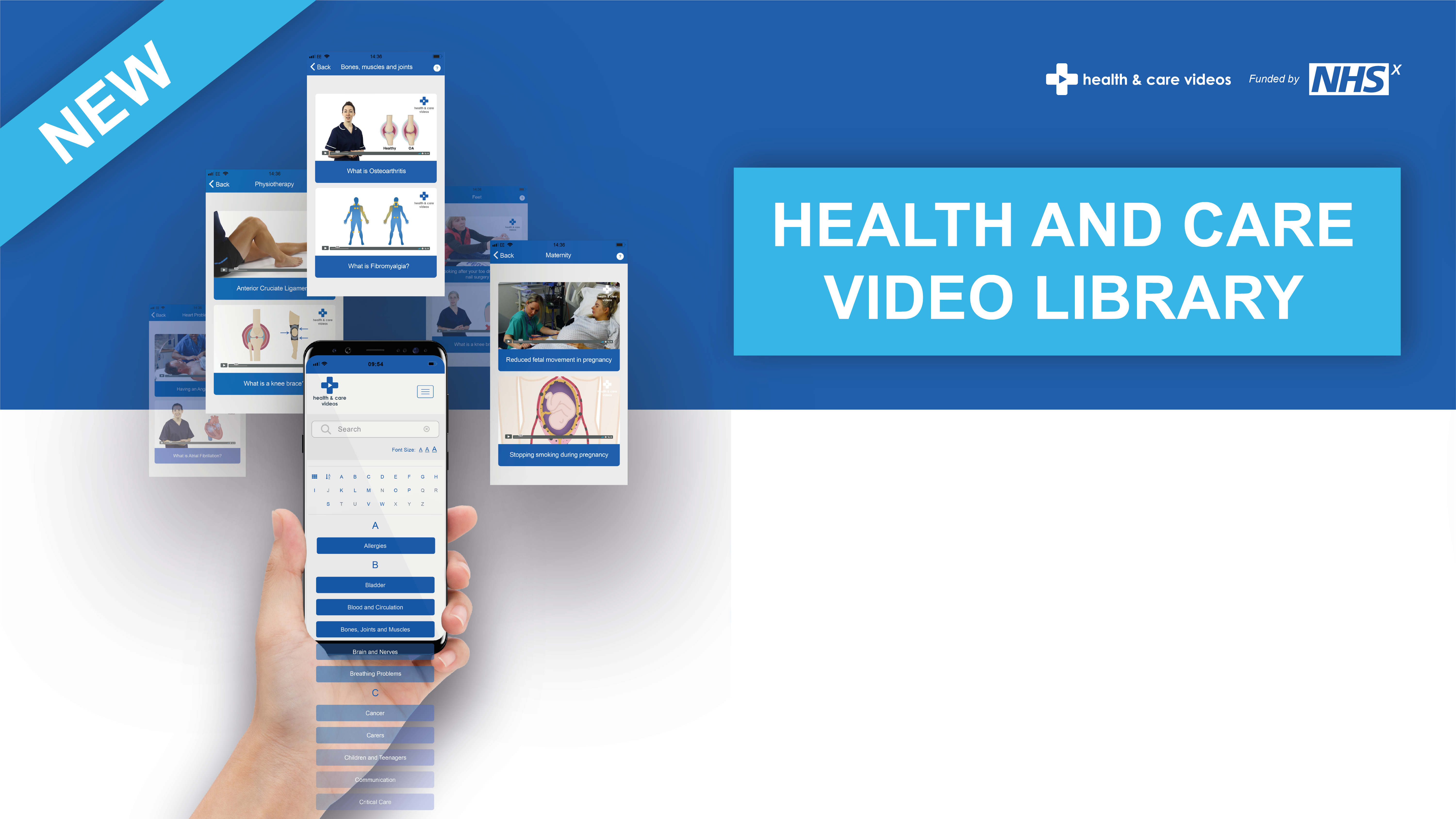 Health & Care Video Library