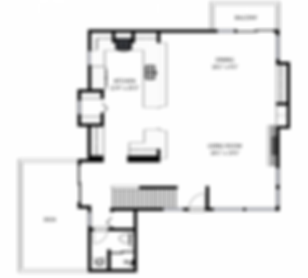 Schematc Floor Plans. Black-and-White Floor Plans.
