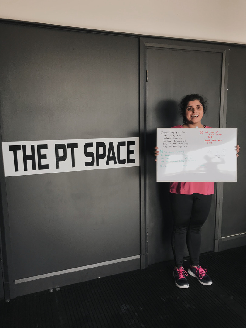 The PT Space Barwell Personal Trainer Personal Training Studio