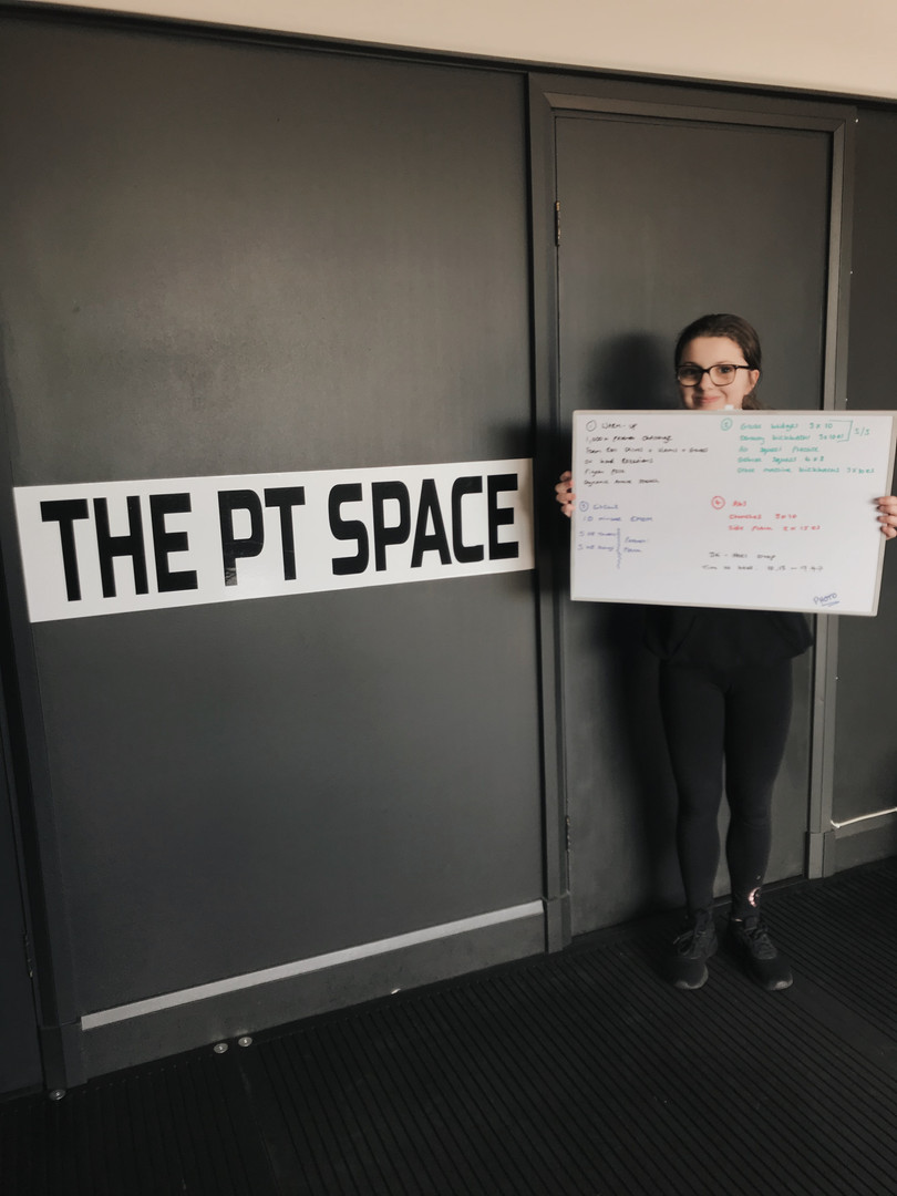 The PT Space Barwell Personal Training Studio