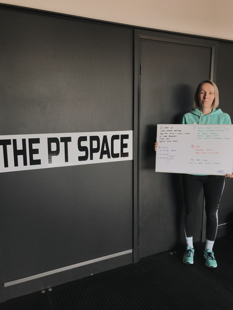 The PT Space Barwell Personal Trainer Personal Training