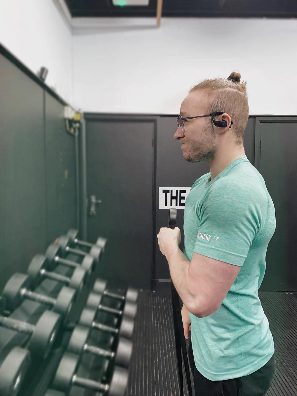 Sam Barnes Lifestyle ftm online personal trainer