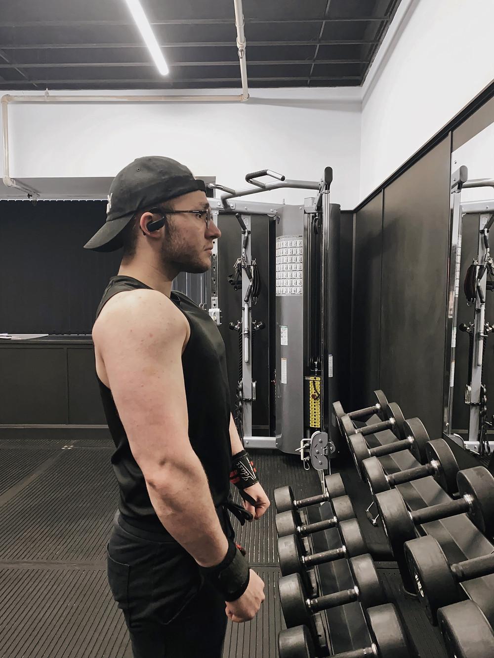 Sam Barnes Lifestyle ftm fitness personal trainer