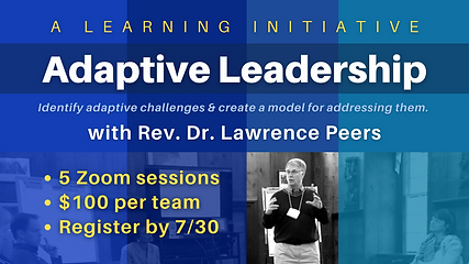 Adaptive Leadership with Larry Peers.png