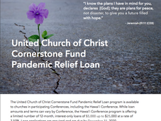 HCUCC Partners with Cornerstone Fund to Offer Pandemic Relief Loans