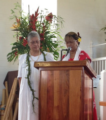 Service of Recognition for Charlene Taketa