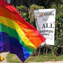 Local ONA Churches Participate in Kaua'i Pride Parade