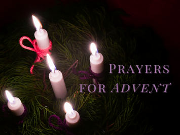 Conference Minister Offers Prayers for Advent