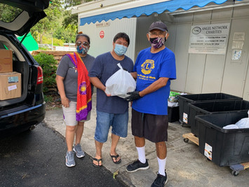 HCUCC Disaster Ministries Helps Many in Need