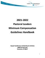 cover image Pastoral Leaders Minimum Compensation Guidelines Handbook 2021-2022.png