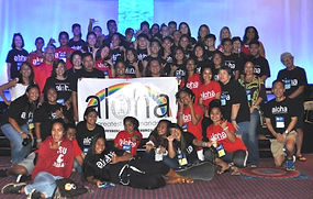 Hawaii Conference youth at UCC National Youth Event, Orlando, FL
