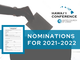 HCUCC Nominating Committee seeks nominations for 2021-2022