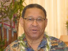 Allan Boesak in Hawai'i