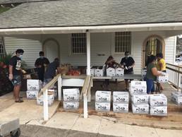 Iao UCC Answers Call to Help Neighbors