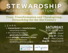 Stewardship Workshop Opportunities