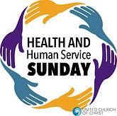 CHHSM Health and Human Service Sunday.jp