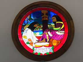 United Community Church Hilo stained gla