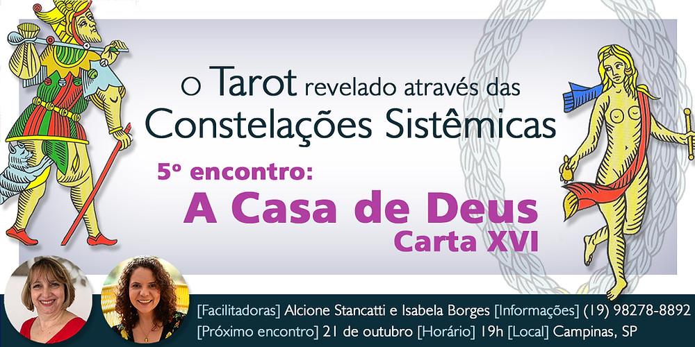 O Tarot Revelado - A Casa de Deus