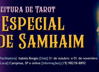 Leitura de Tarot de Samhain 2019