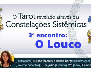 O tarot revelado: constelação da carta O LOUCO
