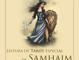Leitura de Tarot especial de Samhaim