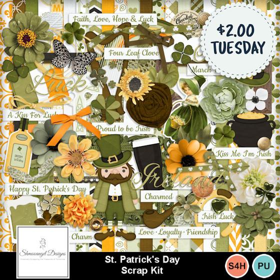 My Memories March Designer Train & $2 Tuesday
