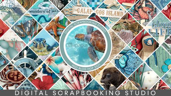 iNSD Blog Hop: The Galapagos