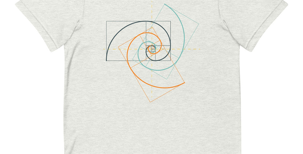 Golden Ratio Short-Sleeve Unisex T-Shirt
