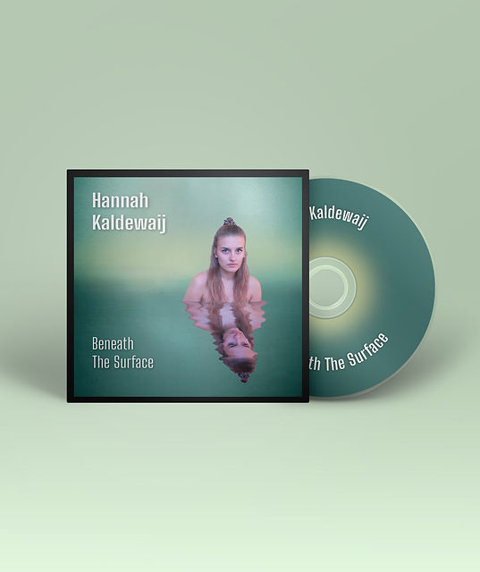 LP Cover Hannah Kaldewaij