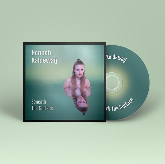 EP Cover Hannah Kaldewaij