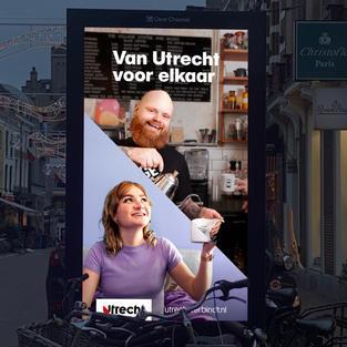 Utrecht Marketing campagne