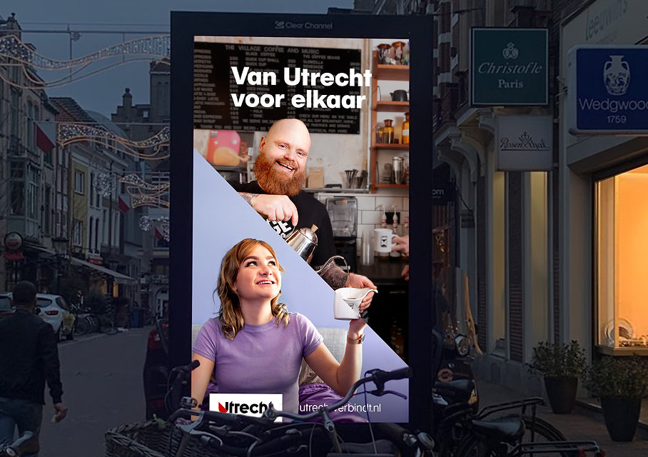 Utrecht Marketing campagne