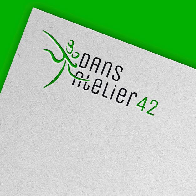 Logo Dans Atelier 42