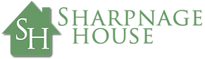 Sharphage_House_Self_Catering_Logo_Trans