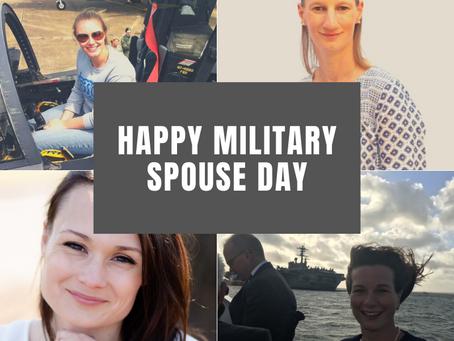 Celebrating Military Spouse Day