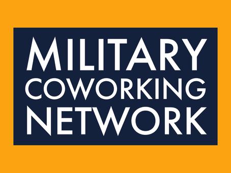 Military Coworking Network Testimonial