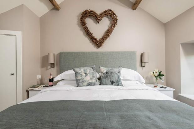 Stone Cottage bedroom
