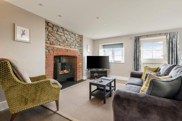 Stone Cottage living room