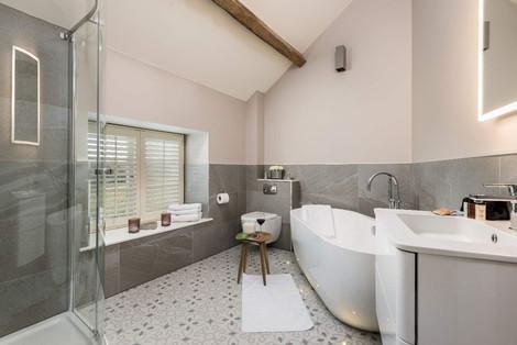 Stone Cottage en-suite
