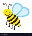colorful-bee-icon-stock-vector-13401034