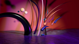 3D Abstract
